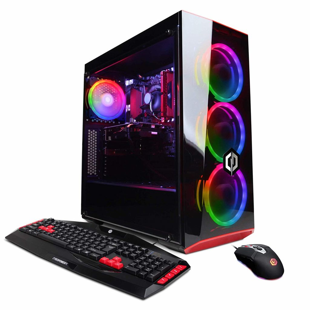CyberpowerPC Gamer Xtreme VR GXiVR8060A7 Gaming PC